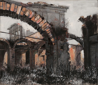 "Ruins (""Withered Grass"" series)"