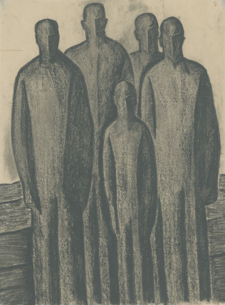 Sons. Based on the story E.Karpova «Five poplar»