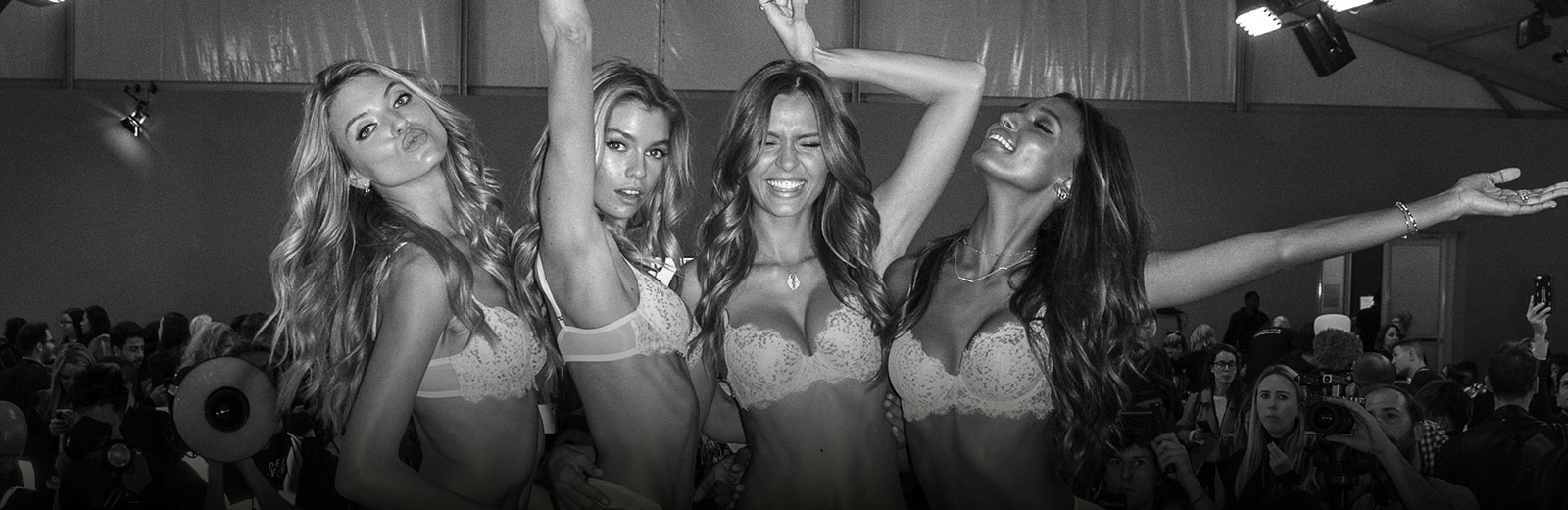 Russell James. A Decade Backstage at Victoria's Secret Fashion Show
