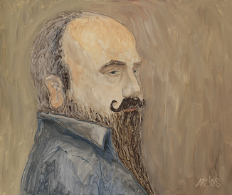 Self-Portrait Monakhov