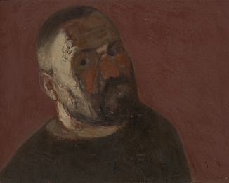 Self-Portrait Pesterev