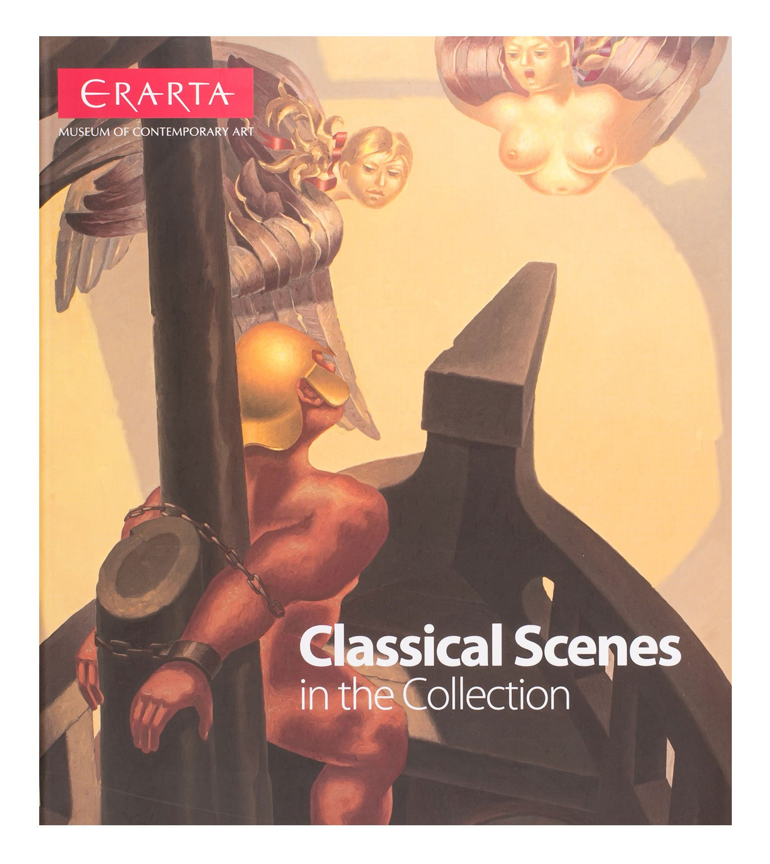 Catalog «Erarta. Classic plot in colllection» on English
