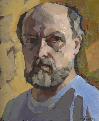 Self-Portrait Aldoshin