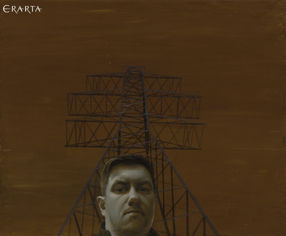 Self-portrait with Power Lines, Pavel Otdelnov