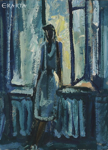 At the Window, Peter Gorban