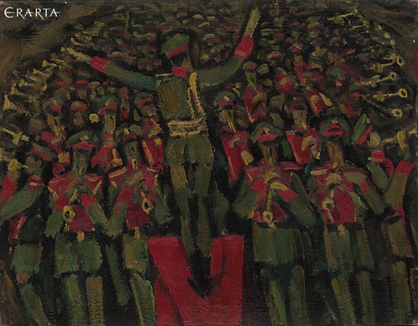 The Victory Day, Peter Gorban