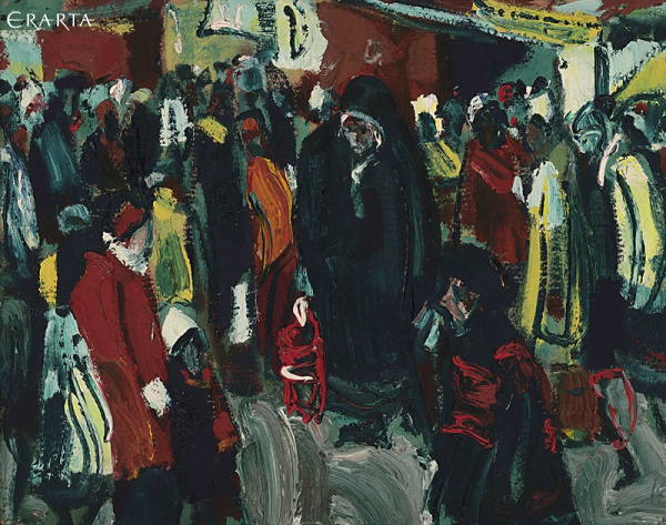 Old Age (In Crowd), Peter Gorban