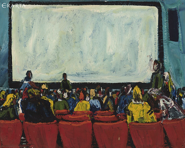 Untitled (In the Cinema), Peter Gorban