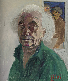 Self-Portrait Zaslavsky