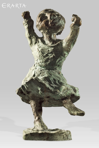 Dancing Girl, Elena Figurina