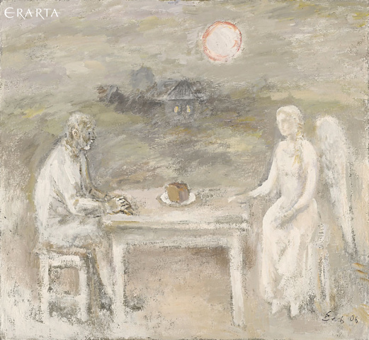Dinner with the Angel, Elchaninov Vladimir